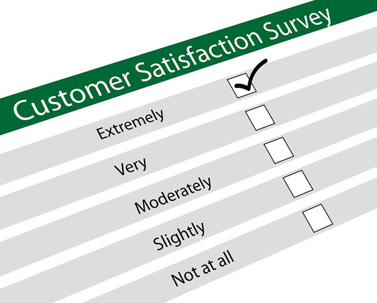 Net Promoter Score Nps Vs Customer Satisfaction Survey