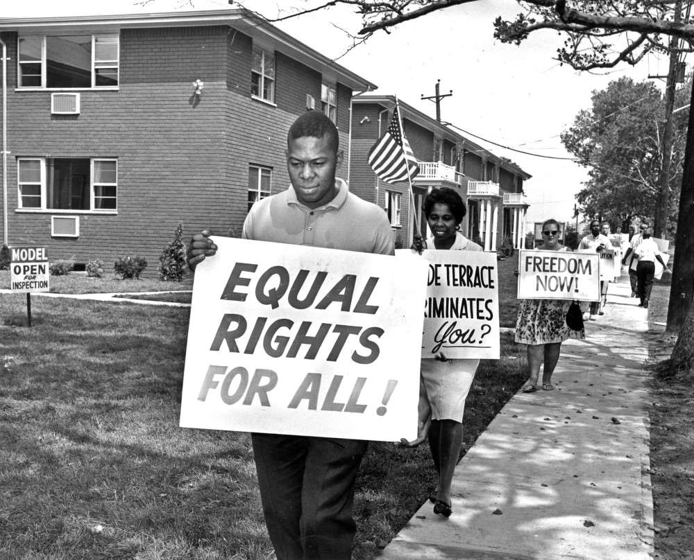 A history of civil rights movements in america