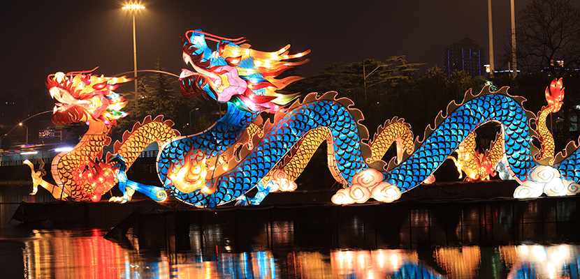 The Chinese New Year: 15-Day Celebration to Fright Away ...