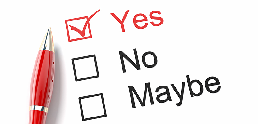 What Works better in your Survey - Scales or Yes/No Styled
