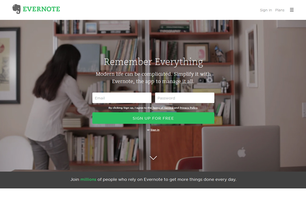 how to use evernote effectively 2016