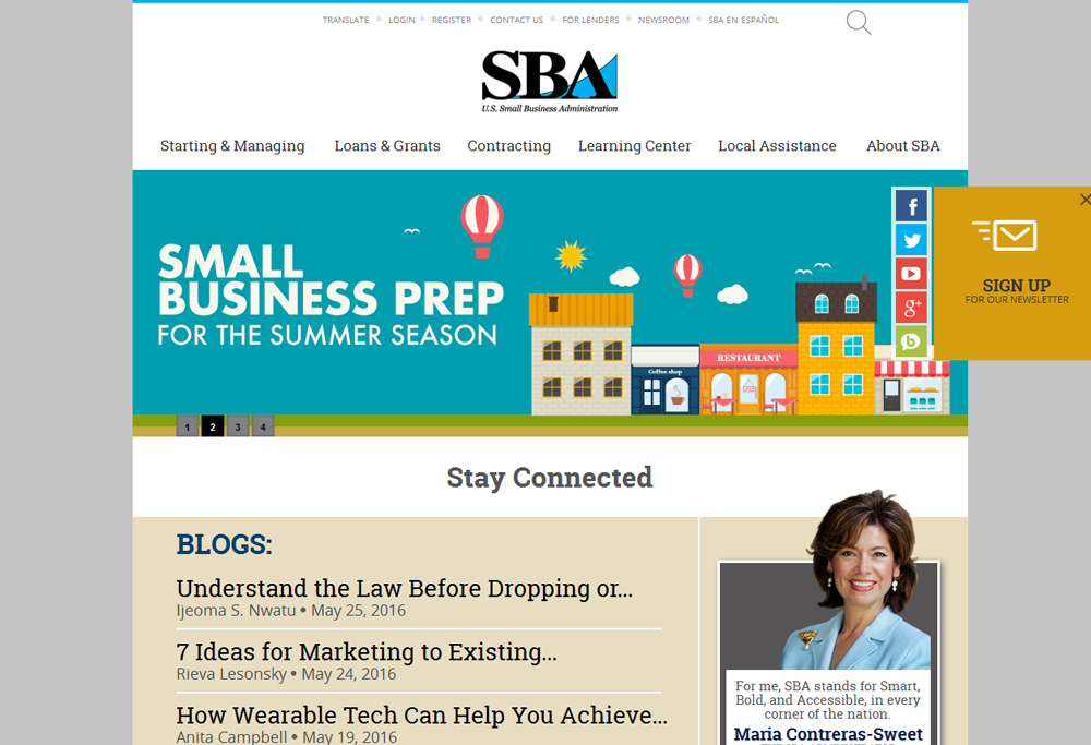 Sba Small Business Plan