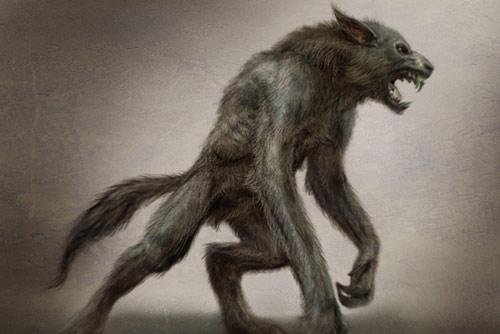 Terrifying Werewolves