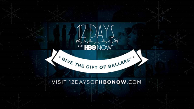 12 Days Of HBO Now