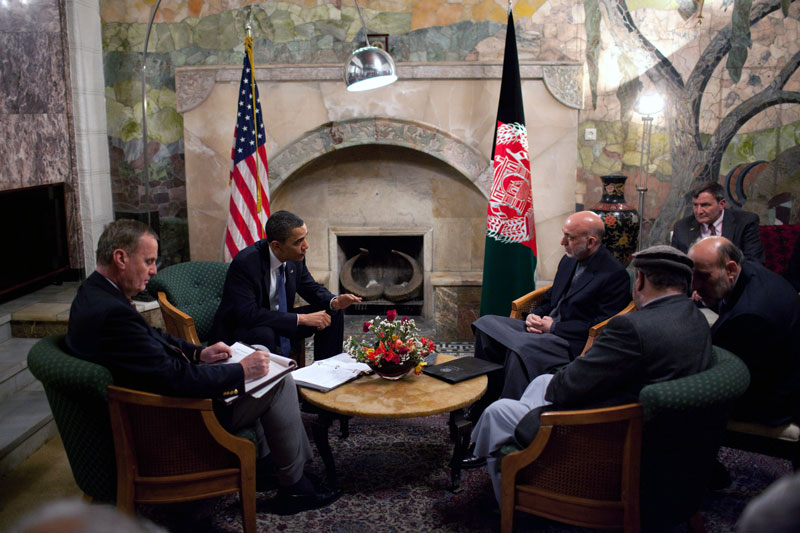 Afghanistan to improve diplomatic relations