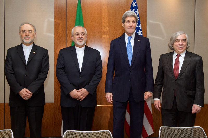 Finalizes deal with Iran