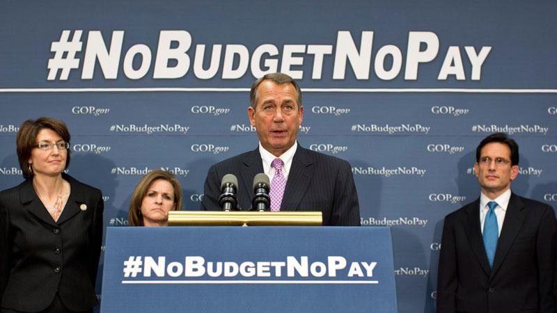 No Budget, No Pay
