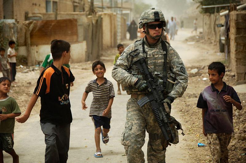 mission in Iraq